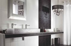 Objects of Design Villeroy & Boch Memento Basin - Mad About The House Bathroom Lighting Design, Bathroom Styling, Bathroom Interior Design, Baroque, Bad Styling, Black Wall Mirror, Contemporary Bathroom Designs, Cheap Bathrooms, Modern Bathrooms