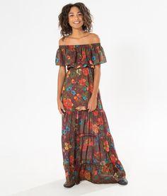 vestido ciganinha vernise