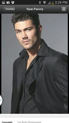 Um...hello nathan west! Newest detective on general hospital