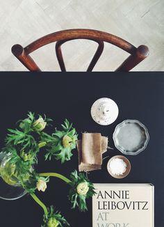 the table top, by Josefin Hååg