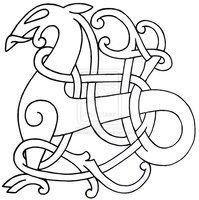 Viking Art Tattoo Flash by DarkSunTattoo on deviantART