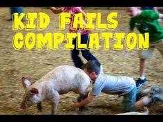 Kid Fails Compilation