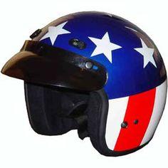 Cool Motorbike Helmets