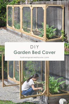 Diy Garden Bed, Easy Garden, Garden Bar, Garden Boxes, Herb Garden, Diy Raised Garden Beds, Raised Bed Fencing, Building A Raised Garden, Sun Garden