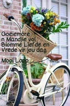 Good Night Wishes, Good Morning Good Night, Good Morning Quotes, Afrikaanse Quotes, Goeie Nag, Goeie More, Morning Greetings Quotes, Special Quotes, Friendship Quotes