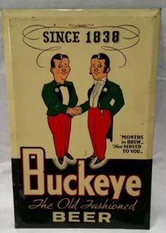 Buckeye Beer Sign