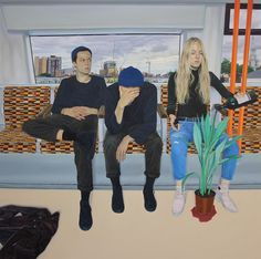 Sunday Morning Overground Tristan Pigott