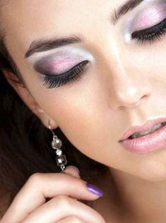 Smokey eye makeup tutorial for brown eyes|Black smokey eye makeup ...