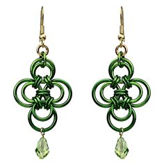 KIT - Clover earrings, KIT-CLOVER-EAR