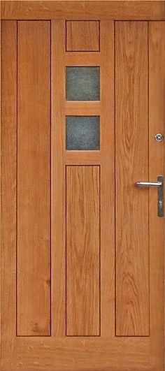 Oak External doors