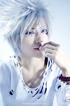 Byakuran Jesso (Milfiore Family) cosplay