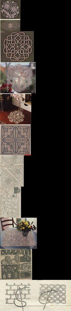mona's Site - Romanian point lace