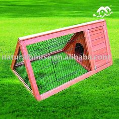 wooden dog house/cage