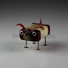 animals from tins