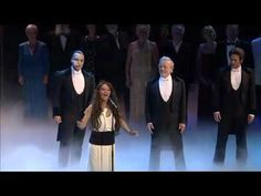 5 Phantoms: Ramin Karimloo, Anthony Warlow, John Owen Jones, Colm Wilkinson, Peter Jöback, and an appearance by Michael Crawford