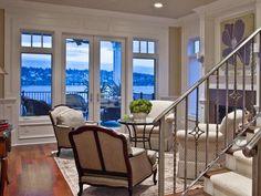 Waterfront Homes: Elegant Lakefront Estate in Mercer Island, Wash. >> http://www.frontdoor.com/the-2014-doory-awards-waterfront-homes?soc=pinterest