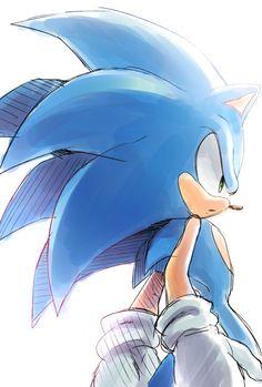 sonic ~I wanna draw this Hedgehog Art, Sonic The Hedgehog, Shadow The Hedgehog, Sonic And Amy, Sonic And Shadow, Sonic Fan Art, Sonic Anime, Super Smash Bros, Sonic Underground
