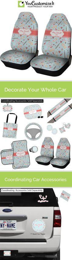 Heavy Duty Blue Camo Van Seat Covers For CITROEN BERLINGO Enterprise