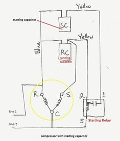 11 Best Century Condenser Fan Motor Wiring Diagram images