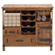 Cynthia Wine Cabinet