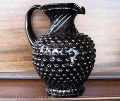 Tiara Indiana Glass Black