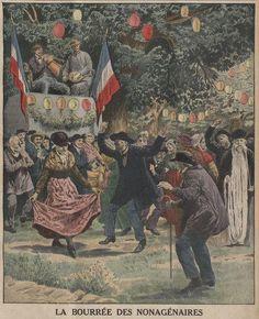 La une, une semaine après l'assassinat de l'archiduc François-Ferdinand et de sa femme #LaBourréeDesNonagénaires #LInfoQuiPrimeCoco #RelativisonsUnPeu