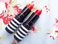 milkteef: mac hey, sailor! lipsticks