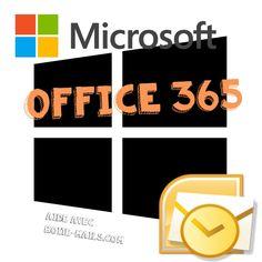 Office 365 : un outil en ligne proposé par Microsoft et rattaché à leur logiciel Office et à l'OS Windows