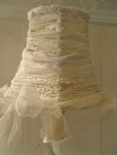 ....soft lace and chiffon