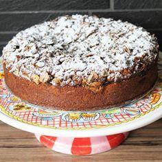 Een heerlijke luchtige cake gemaakt met rabarber Good Mood, Tiramisu, Bakery, Pudding, Sweets, Ethnic Recipes, Desserts, Fruit Cakes, Dns