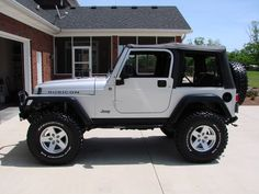 Jeep Wrangler Tj, Jeep Tj, Jeep Rubicon, Jeep Wrangler Unlimited, Jeep Cars, Jeep Truck, Chevy Trucks, Chevy C10, 2 Door Jeep