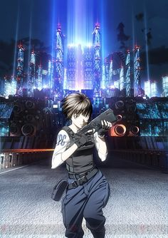 Funimation Sets 'Psycho-Pass: The Movie' Theatrical Release & Anime Trailer Debuts Psycho Pass The Movie, List Of Anime Shows, Anime Dubbed, Netflix, Ghost In The Shell, The Villain, Anime Manga, Cyberpunk, Wallpaper