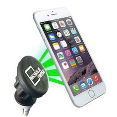 Universal Magnetic Cell Phone Holder Review #MobileWise #Review   The Wanderer Soul