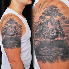 1000 Images About Tattoos On Pinterest Sleeve Tattoo