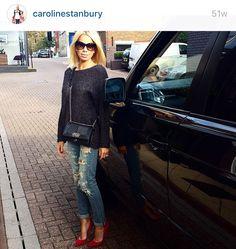 Caroline stanbury