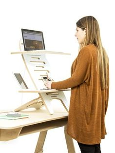 A standing desk for the office, check it ou!   Jumpseller.com