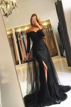 e80bb52c09d Sexy Off the Shoulder Lace Mermaid Prom Dress. vanitypotionboutique · Prom  Dress. Vanity Potion boutique
