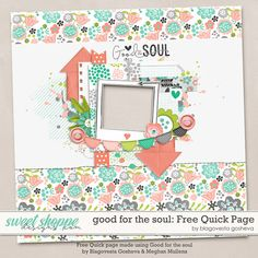 Quality DigiScrap Freebies: Two quick page freebies from Blagovesta Gosheva