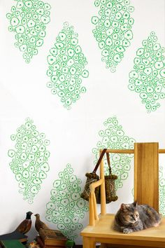 Check out these contemporary wallpaper designs from HGTV.com to get great wallpaper tips for freshening up any room in your home.
