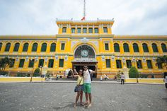 South and central Vietnam