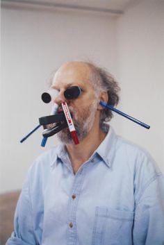 Erwin Wurm, 'One Minute Sculptures' 1997