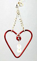 Bead Still My Heart Jewelry Wire Earrings with Beads Jewelry Making Project with Crystal AB Beads