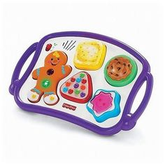 $18.75 Fisher-Price Laugh Learn Magnetic Cookie Puzzle. Fisher-Price Laugh Learn Magnetic Cookie Puzzle