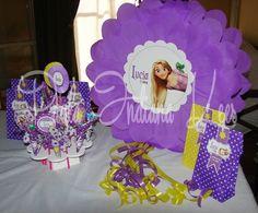 ideas cumpleaños rapunzel - Buscar con Google