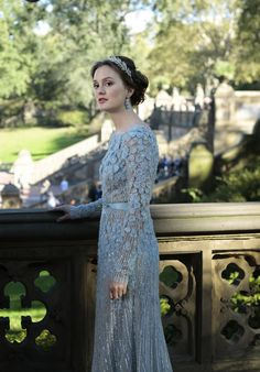 Blair Waldorf (Gossip Girl) | Community Post: 28 Of The Most Memorable TV Wedding Dresses Ever