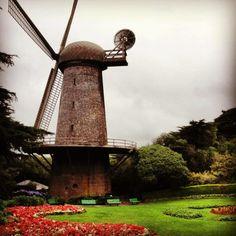 9. Queen Wilhelmina Tulip Garden: Golden Gate Park