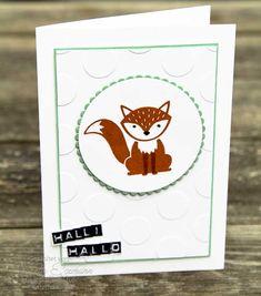 Foxy Friends von Stampin´ Up! - Stempeline