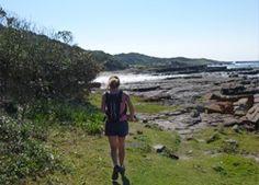 Sam Robertson wild running in South Africa!   65 miles, 3 days.