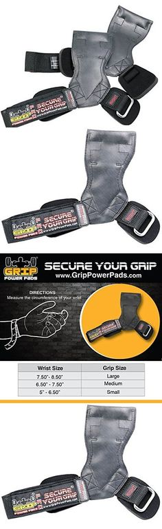 Gloves Straps and Hooks 179820: Lifting Grips Pro Weight Lifting Versa Gloves Heavy Duty Straps Alternative T... -> BUY IT NOW ONLY: $42.24 on eBay!