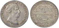 NumisBids: Nomisma Spa Auction 50, Lot 205 : TORINO Napoleone (1804-1814) Franco A. 12 – Pag. 9; Gad. 443 AG (g...